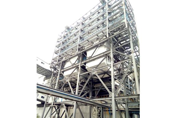 广西靖西发电厂2#脱硝工程